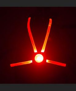 Commuter X4 Fibre Optic Rear Light