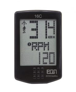 Echowell Cycling Computer 16 function