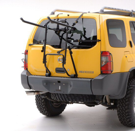 F4 heavy duty bike rack