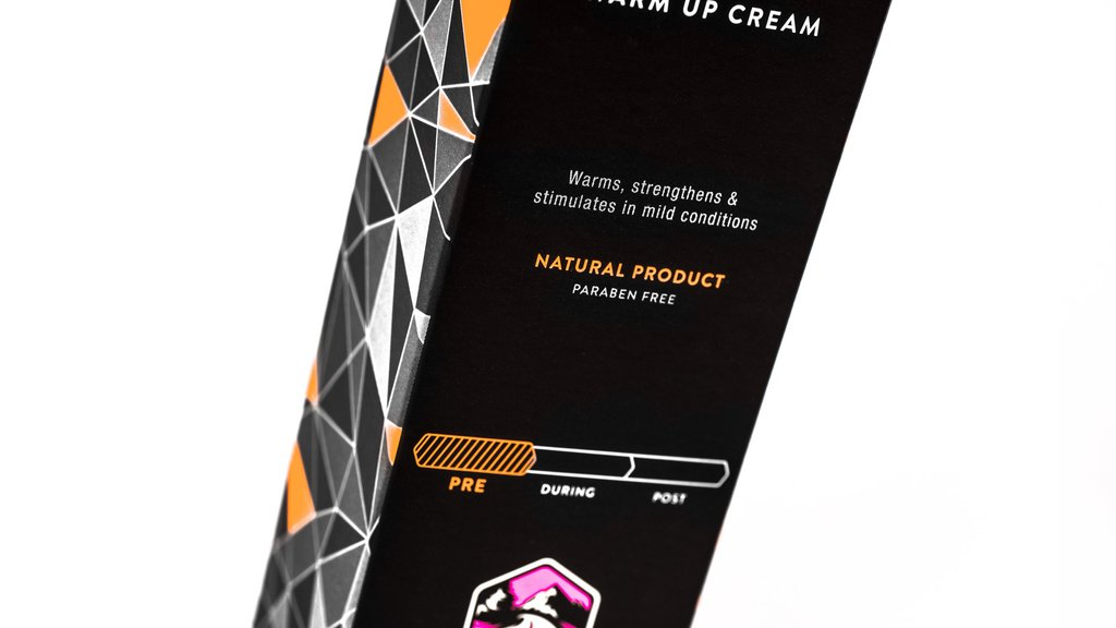 Luxury Warm Up Cream