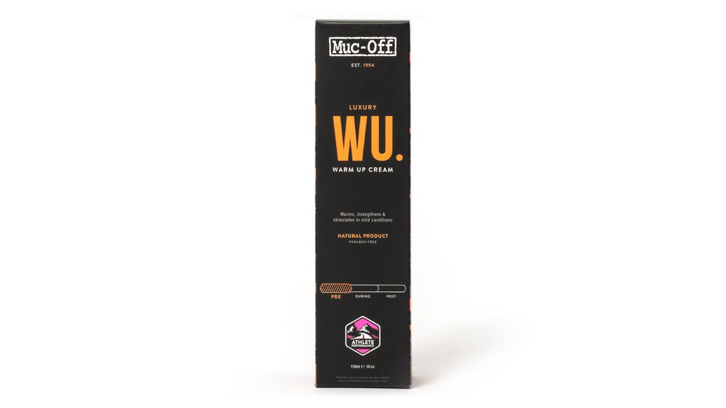 Luxury Warm Up Cream