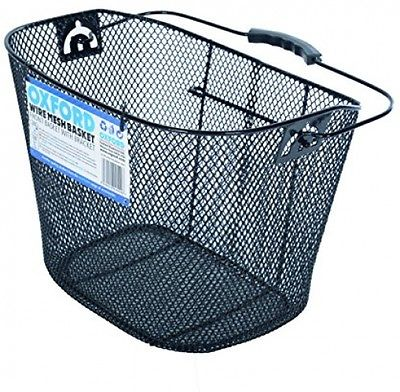 Mesh Basket with Bracket