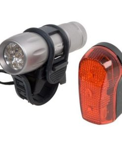Oxford 9 LED Front Light & 7 LED Tail Light