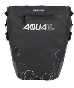 Oxford Aqua V 32 Double Pannier Bag