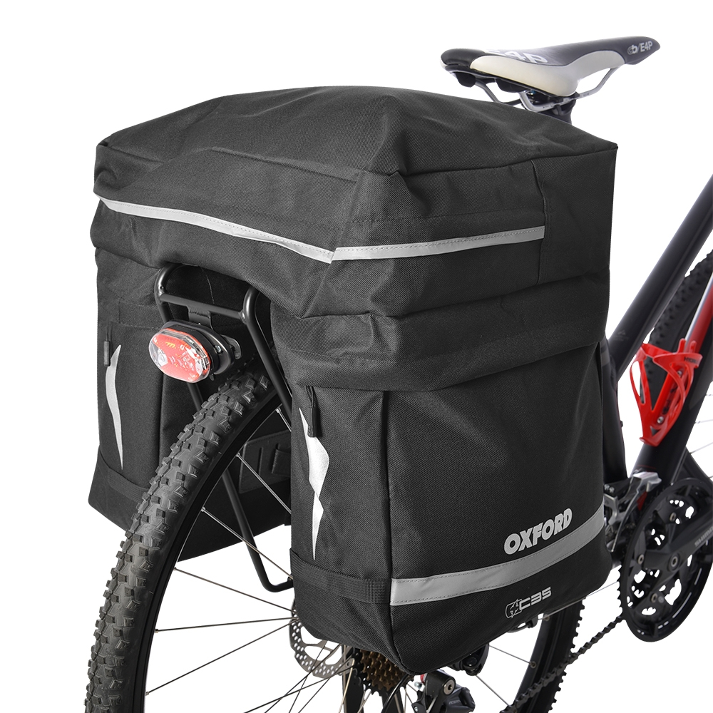 Oxford Triple Pannier Bag