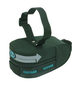 Oxford Wedge Bag Velcro