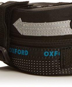 Oxford Wedge Bag Velcro