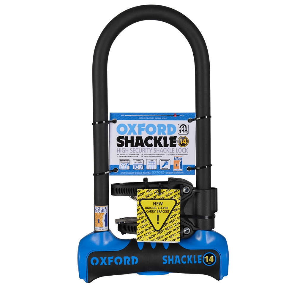 OXFORD SHACKLE 14 U Lock