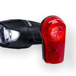 Smart Polaris cycle light set 1 Watt