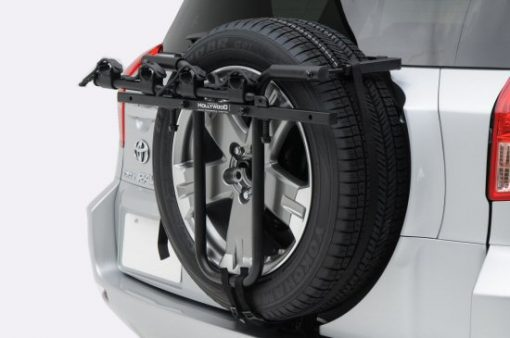 Spare Tyre Bike Rack