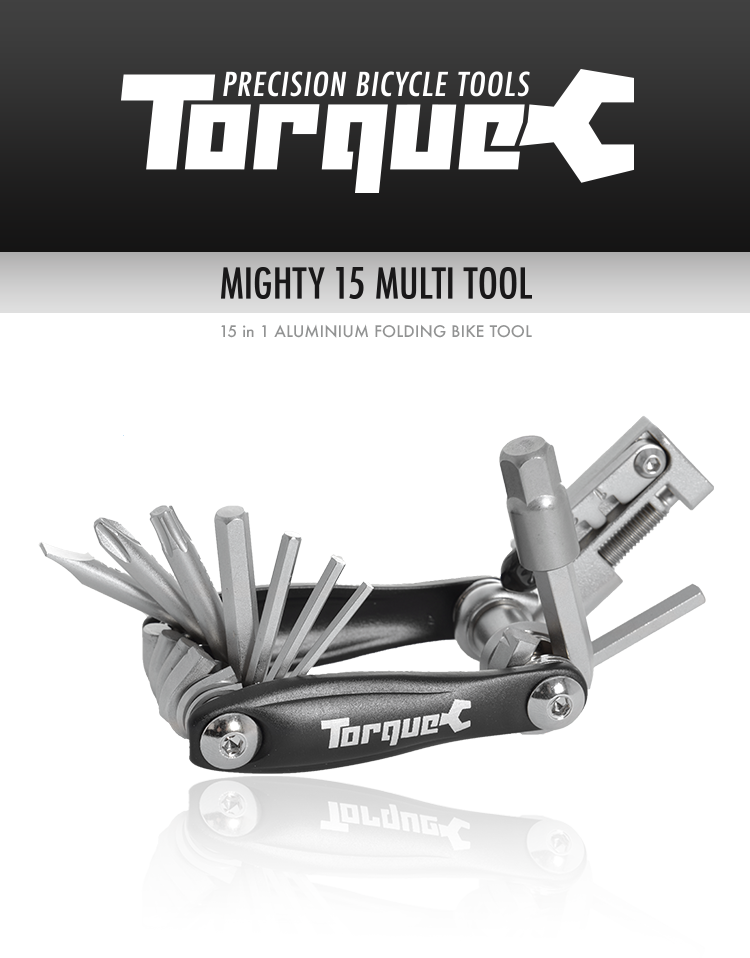 Torque Mighty 15 Multitool