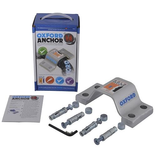 OXFORD Anchor 14 Ground anchor kit