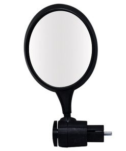 Oxford Bar-End 3 Inch Round Mirror