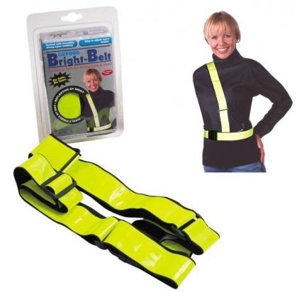 Oxford Reflective Bright Belt