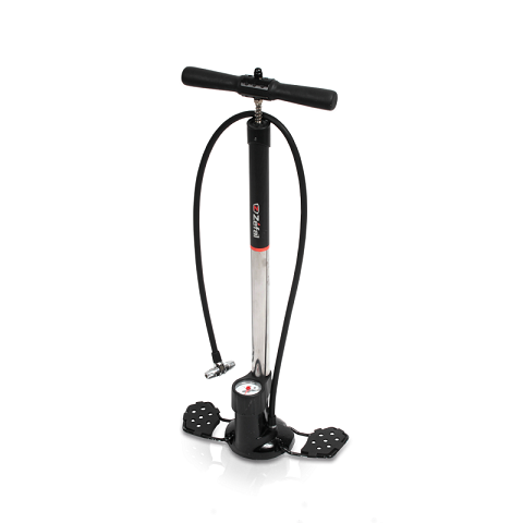 ZEFAL HUSKY Z-TWIN Heavy Duty Bike Pump