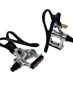 Oxford Alloy Pedals Plus Toe Straps