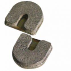 Fibrax Quad System Organic Long Life Disk Brake Pads