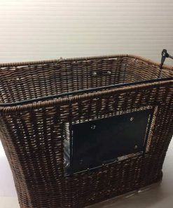 Adie Rattan Shopping Bike Basket