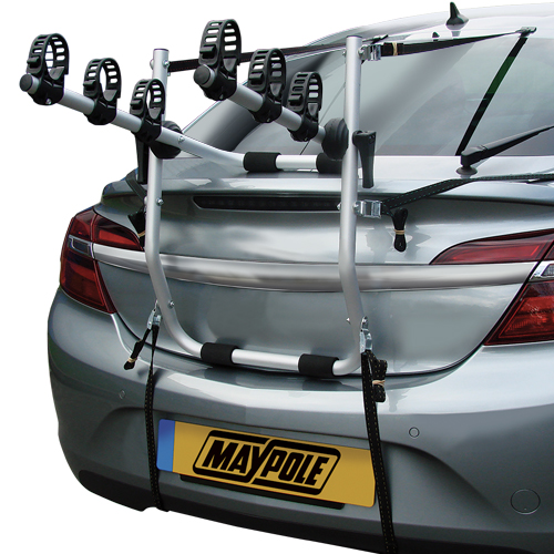 Maypole3 bike rack